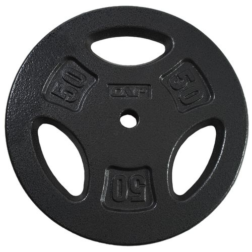 CAP Barbell 50 lb. Regular Grip Plate
