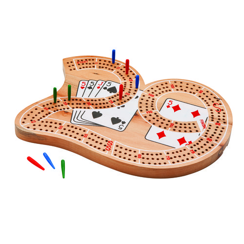 Mainstreet Classics 29 Cribbage Game Set