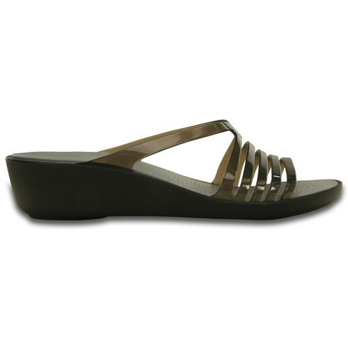 Crocs™ Women's Isabella Mini Wedge Sandals