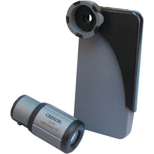 Carson iPhone® HookUpz™ Monocular Adapter
