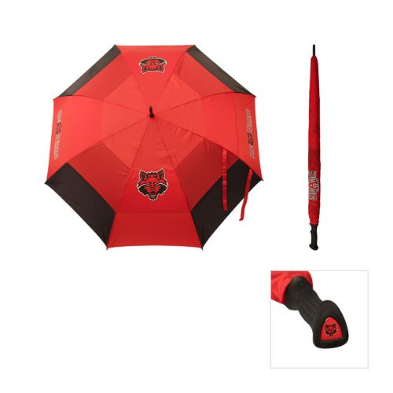Team Golf Adults' Arkansas State University Umbrella
