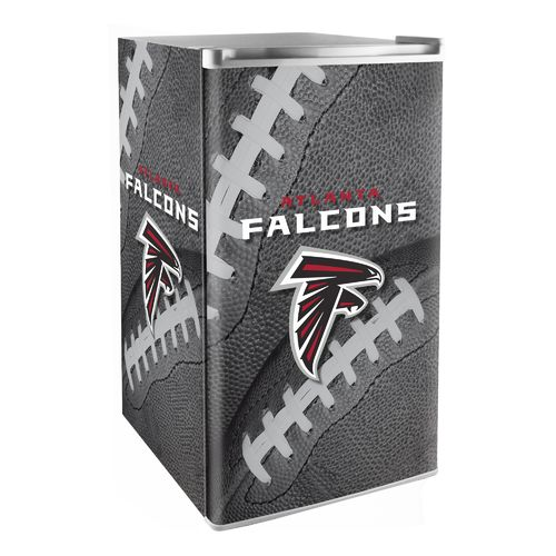 Boelter Brands Atlanta Falcons 3.2 cu. ft. Countertop Height Refrigerator