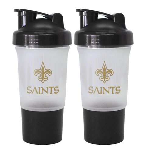 Boelter Brands New Orleans Saints 16 oz. Protein
