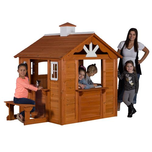 Backyard Discovery™ Summer Cottage Playhouse - view number 3