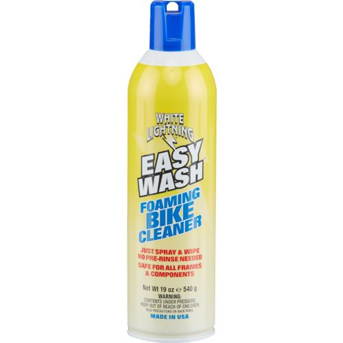 White Lightning Easy Wash 19 oz. Bicycle Cleaner