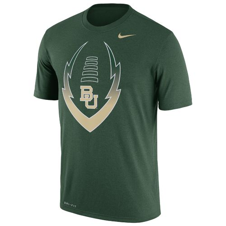 Nike Men's Baylor University Icon Legend T-shirt