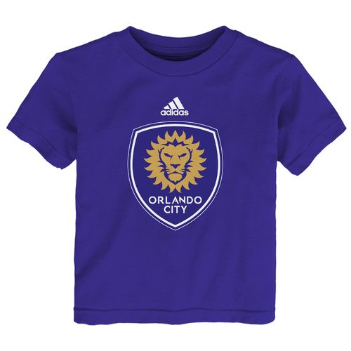 adidas™ Infants' Orlando City SC Primary Logo T-shirt - view number 1