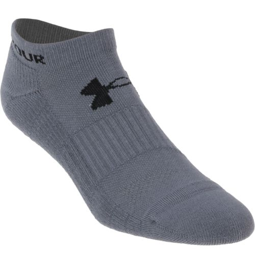 Under Armour Men's Elevated Performance No-Show Socks