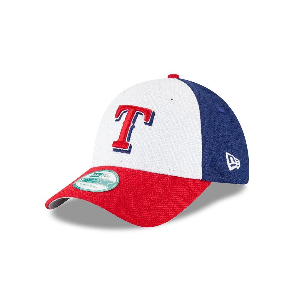 New Era Men's Texas Rangers 9FORTY® Perf Block