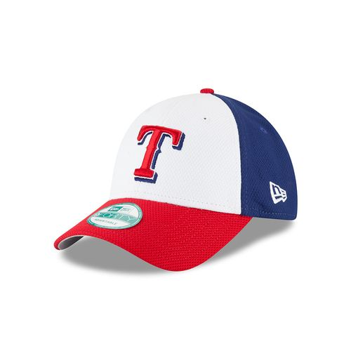 New Era Men's Texas Rangers 9FORTY® Perf Block Cap