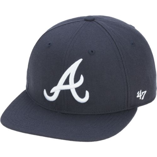 '47 Men's Atlanta Braves Sure Shot Cap