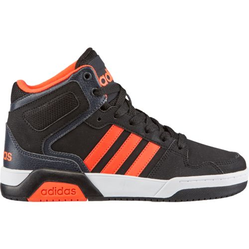 adidas Kids' Neo BB9TIS Mid-Top Basketball Shoes - view number 1