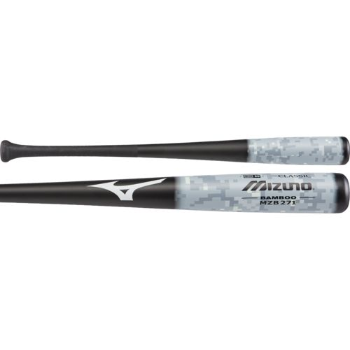 Mizuno Adults' Classic Bamboo Training Bat -2