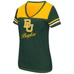 Colosseum Athletics™ Women's Baylor University Rhinestone Short Sleeve T-shirt