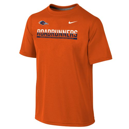 Nike Boys' University of Texas at San Antonio Dri-FIT Legend Logo T-shirt