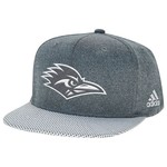 adidas™ Men's University of Texas at San Antonio Flat Brim Snapback Cap