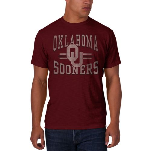 '47 University of Oklahoma Font Logo Scrum T-shirt