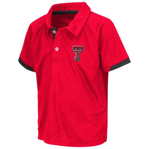 Colosseum Athletics™ Toddlers' Texas Tech University Spiral Polo
