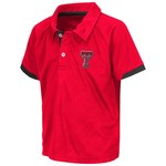 Colosseum Athletics™ Toddlers' Texas Tech University Spiral Polo Shirt