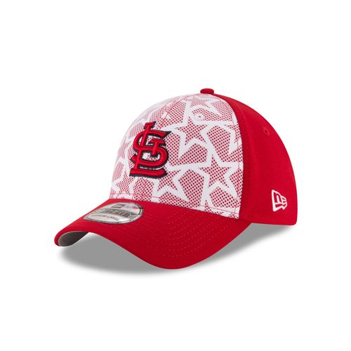 New Era Men's St. Louis Cardinals 4th of July 39THIRTY Cap