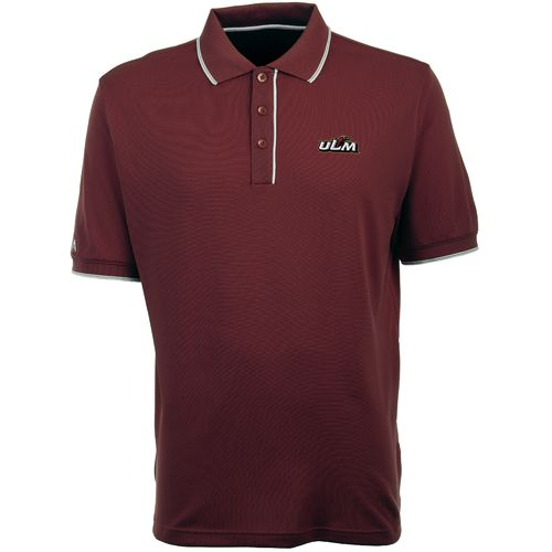 Antigua Men's University of Louisiana at Monroe Elite Polo Shirt