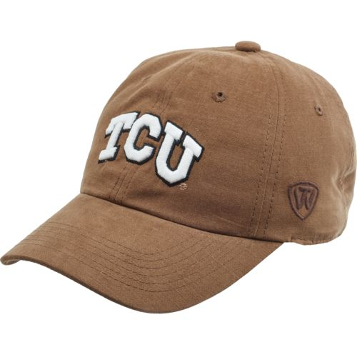 Top of the World Men's Texas Christian University Bark Cap