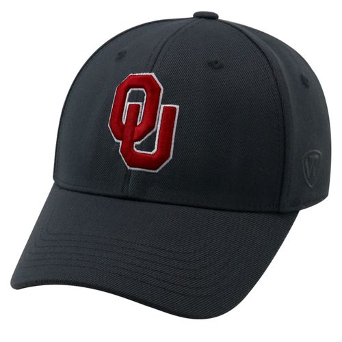 Top of the World Men's University of Oklahoma Premium Collection Cap