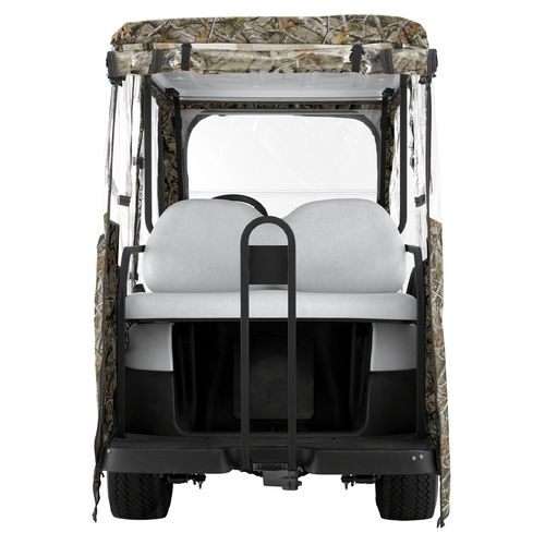 Classic Accessories Deluxe Camo Golf Cart Enclosure - view number 4