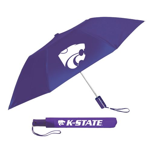 Storm Duds Adults' Kansas State University 42' Automatic Folding Umbrella