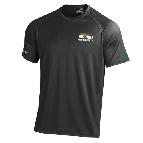 Under Armour™ NFL Combine Authentic Men's Jacksonville Jaguars Core Tech T-shirt