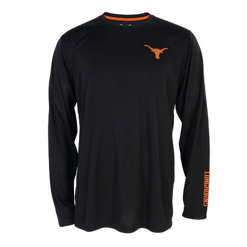 We Are Texas Men's University of Texas Josh Long Sleeve Poly Tee