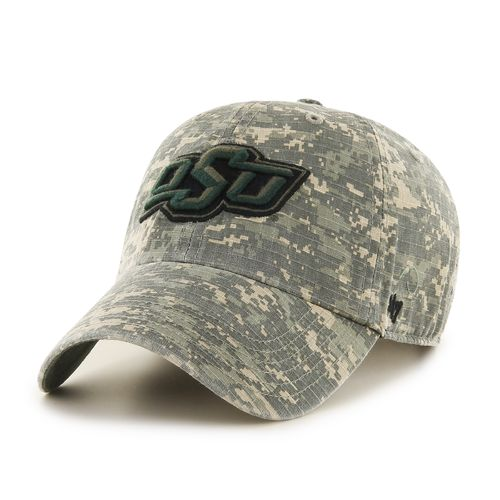 '47 Oklahoma State University Officer Camo Clean-Up Cap