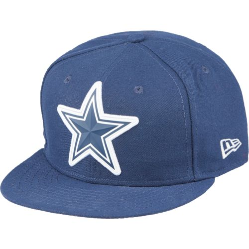 New Era Men's Dallas Cowboys Bevel Team Fitted Cap
