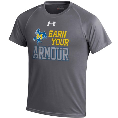 Under Armour™ Boys' McNeese State University Tech T-shirt