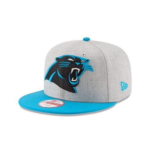 New Era Men's Carolina Panthers Heather Grand 9FIFTY®