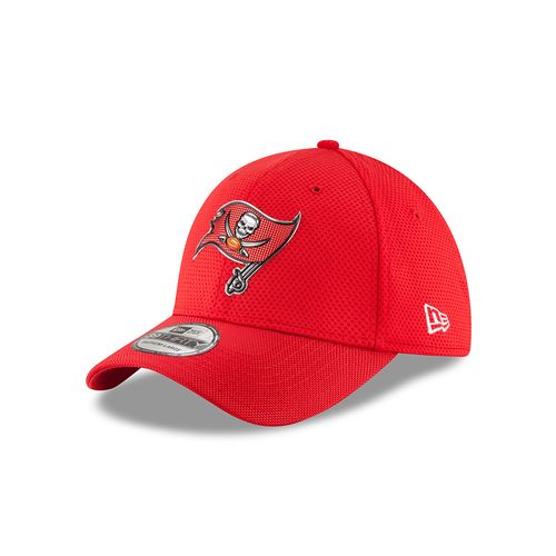 New Era Men's Tampa Bay Buccaneers 39THIRTY Onfield Color Rush Cap