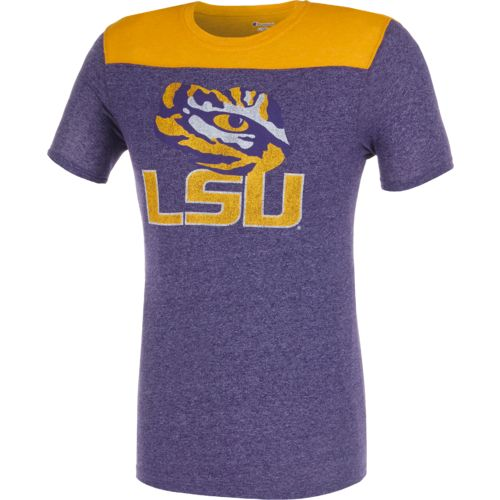 Champion™ Men's Louisiana State University Short Sleeve T-shirt
