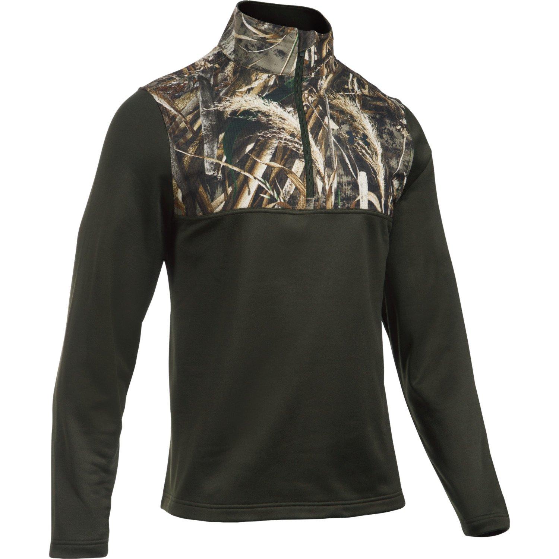 Under Armour™ Men's Caliber 1/4 Zip Pullover