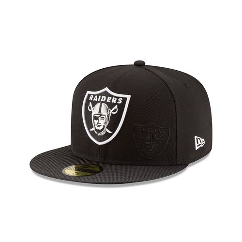 New Era Men's Oakland Raiders NFL16 59FIFTY Cap
