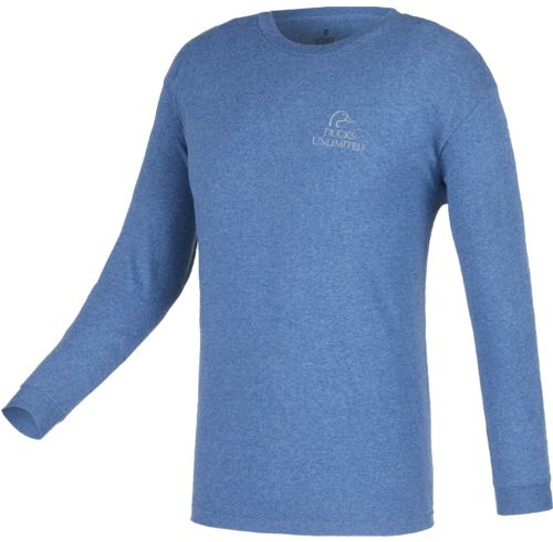 Ducks Unlimited™ Men's Logo Long Sleeve T-shirt