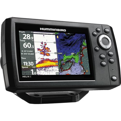 Display product reviews for Humminbird Helix 5 G2 CHIRP GPS Chartplotter