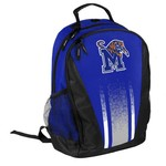 Forever Collectibles™ University of Memphis Stripe Primetime Backpack