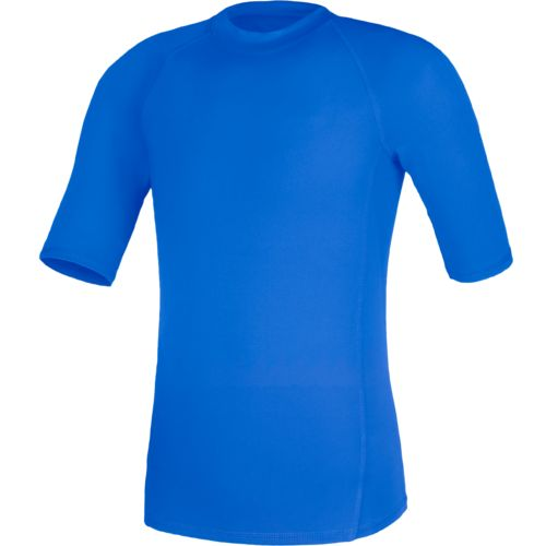 O'Rageous® Boys' Short Sleeve Raglan Rash Guard