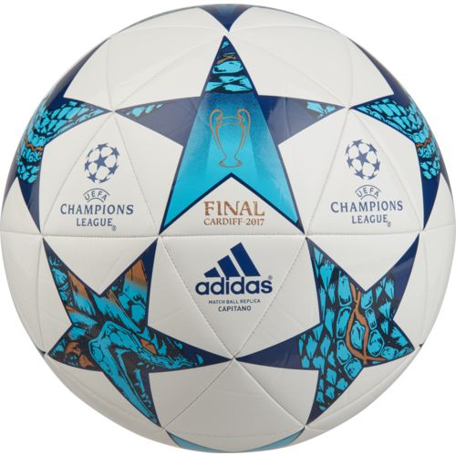 adidas™ Finale Cardiff Top Training Soccer Ball