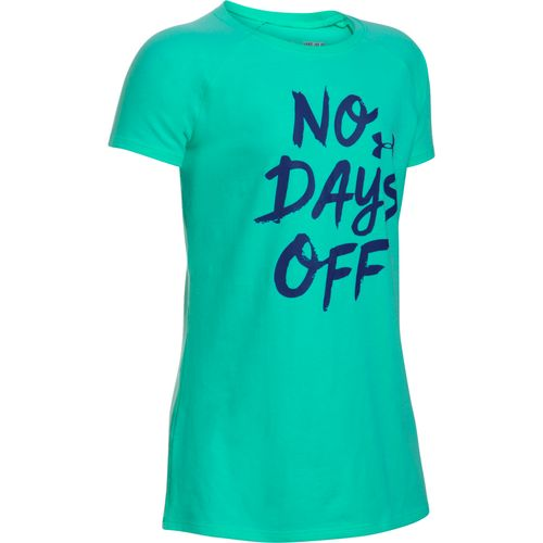 Under Armour® Girls' No Days Off T-shirt