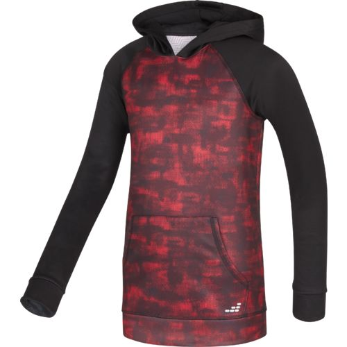 BCG Boys' Printed Performance Fleece Hoodie