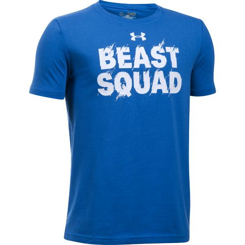Under Armour Boys' Beast Squad T-shirt