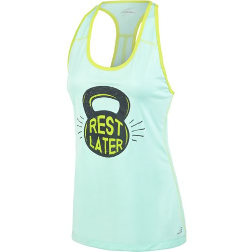 BCG™ Women's Graphic Racerback Tech Tank Top