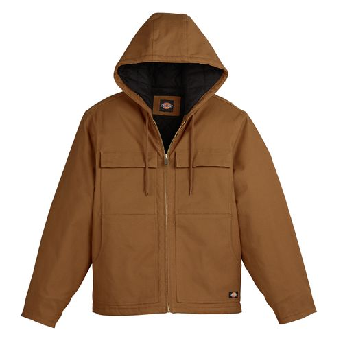 Dickies Men's Flex Sanded Stretch Duck Jacket - view number 4