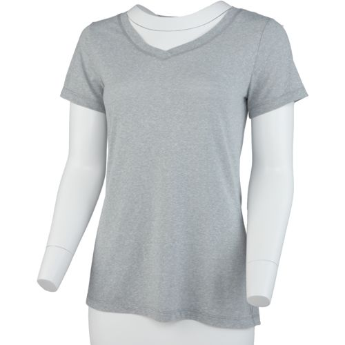 BCG™ Women's Gnarly Short Sleeve V-Neck Top